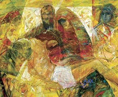 В Харькове пройдет библейская выставка современной живописи
