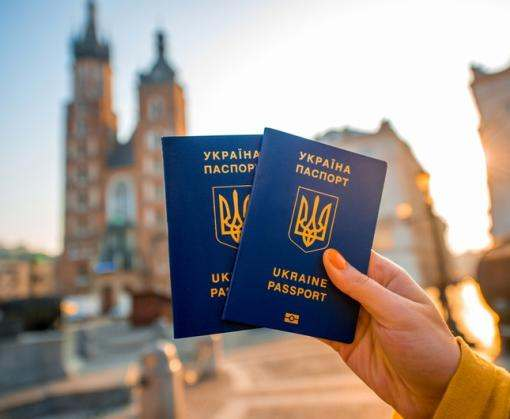 За три месяца в ЕС съездили почти шесть миллионов украинцев