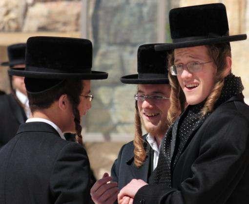 В Умань на празднование иудейского Нового года прибыли около 30 тысяч паломников