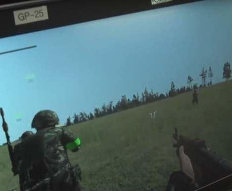 В Украине появился виртуальный полигон для военных