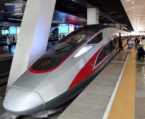 Между Пекином и Шанхаем запустили самые быстрые поезда в мире