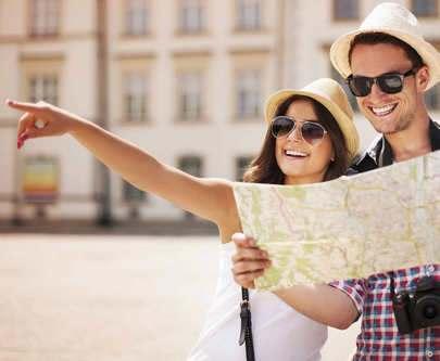 Все больше харьковчан путешествуют по стране