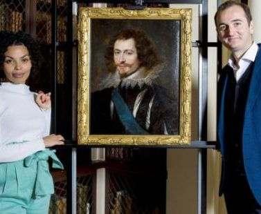 Портрет кисти Питера Пауля Рубенса нашли спустя 400 лет