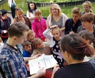 В Харькове опробовали первый турмаршрут