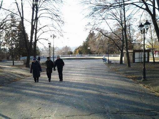 Погода в Харькове: не выше восемнадцати
