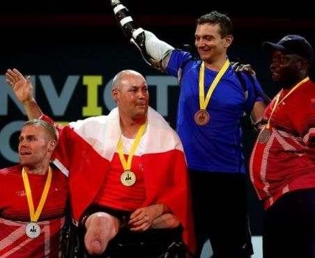 Украина завоевала еще три медали на «Играх непокоренных»