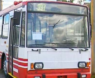 Харьков купил подержанные чешские троллейбусы