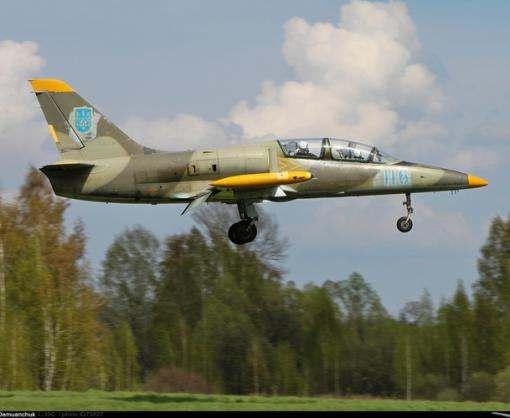 Под Хмельницким упал военный самолет: двое пилотов погибли