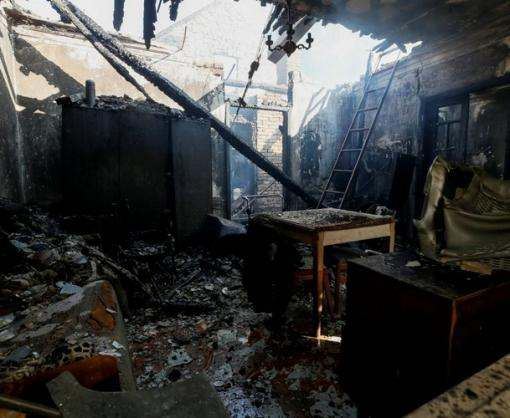 Взрывы под Винницей: пострадали около двух тысяч домов
