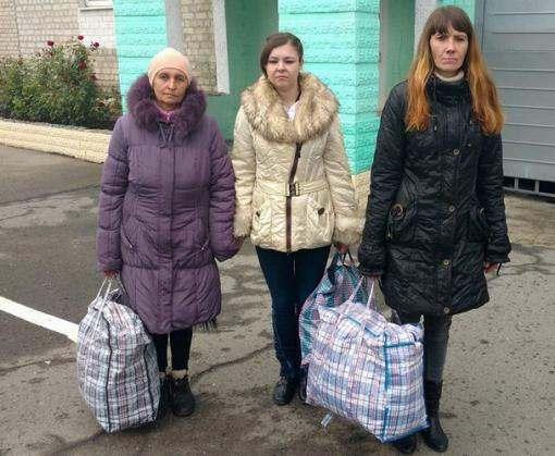 В Харькове на свободу вышли осужденные
