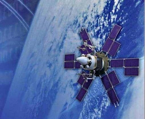 Сегодня на Землю упадет советский спутник