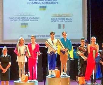 Харьковчане стали чемпионами мира по акробатическому рок-н-роллу
