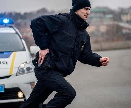 В Харькове полицейским пришлось стрелять в беглеца