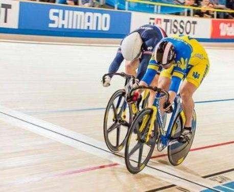 Харьковский спортсмен завоевал «бронзу» чемпионата Европы по велоспорту на треке