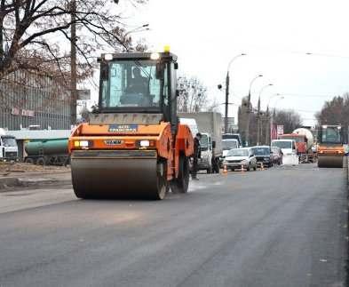 В Харькове отремонтировали более 700 тысяч квадратных метров дорог
