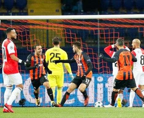 «Шахтеру» открылась дорога в плей-офф из Харькова
