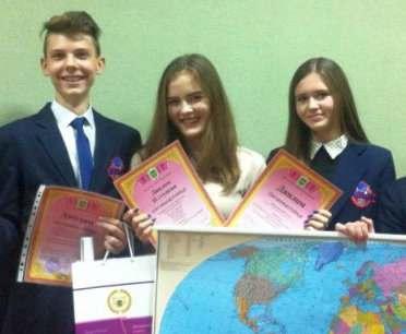 Школьники из Харькова стали призерами всеукраинского турнира