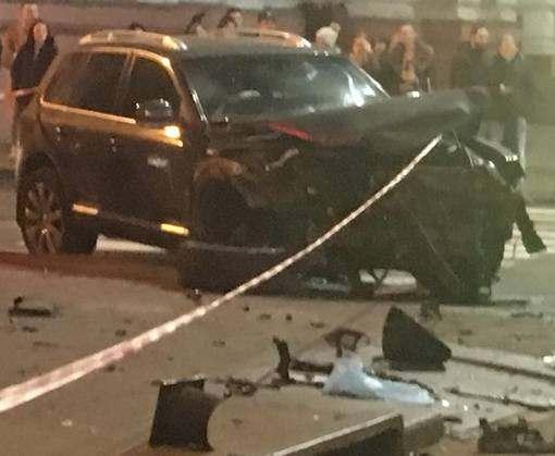 Трагедия на Сумской: водителю Volkswagen Touareg объявили подозрение