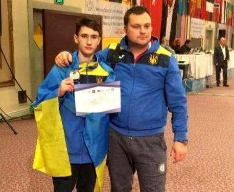 Харьковчанин привез с Кипра «бронзу» чемпионата Европы