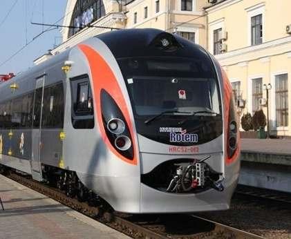 Поезд Харьков – Киев меняет расписание