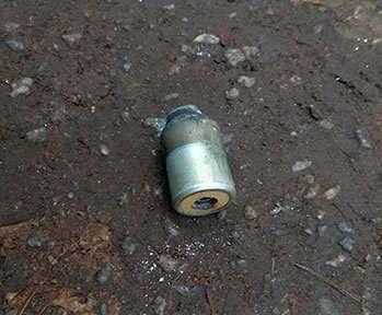 Харьковчанин угрожал взорвать дом: фото-факт
