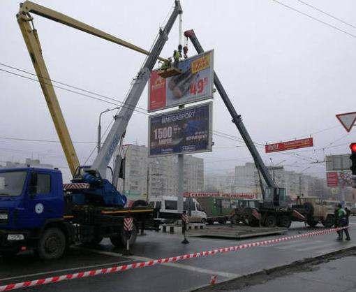 На Салтовке произошла крупная авария на водопроводе: движение ограничено