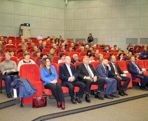 Аграрии собрались в Харькове по поводу земельных вопросов