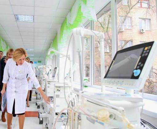 Областная детская больница получила современное оборудование