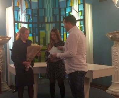 В харьковских РАГСах начали регистрировать место проживания новорожденных
