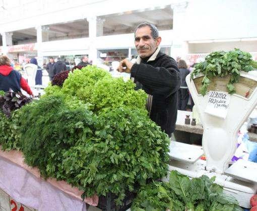 Какой будет цена на овощи в Харькове с наступлением холодов