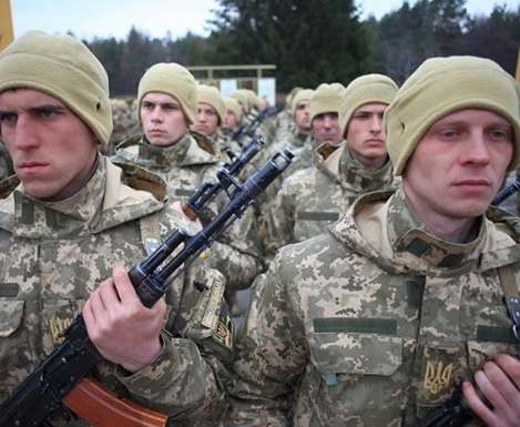 В украинской армии не хватает юристов и психологов
