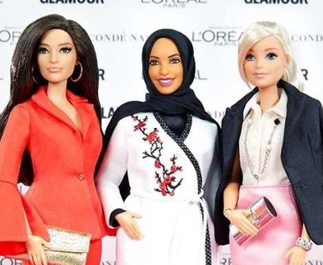 Производитель Барби создал первую куклу в хиджабе