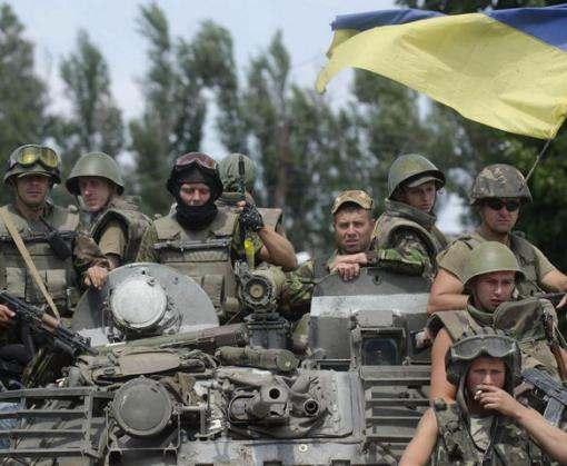 Сколько единиц вооружения и техники получила за год украинская армия