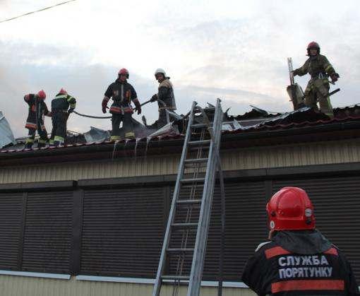 Харьковские спасатели получили боевую форму