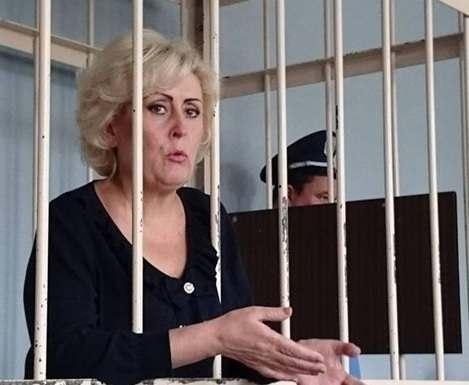 Суд продлил срок ареста экс-мэру Славянска Неле Штепе