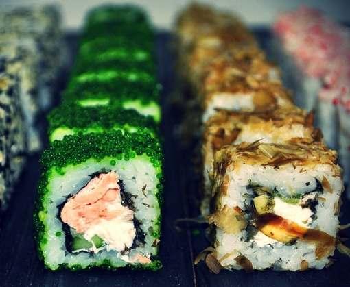 Доставка суши в Харькове «Кампай!» объявляет конкурс