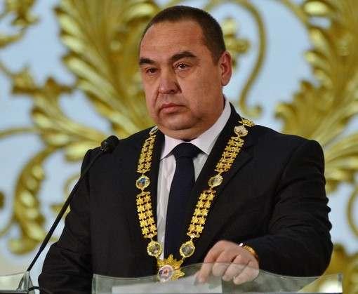Игорь Плотницкий сбежал из «ЛНР» в Россию