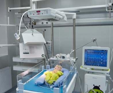 В Харькове значительно снизилась смертность среди новорожденных