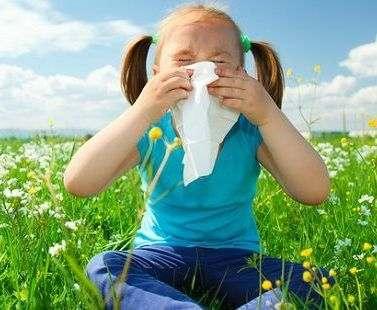 Как защитить ребенка от аллергии
