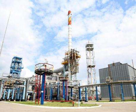 На Шебелинском ГПЗ будут производить дизельное топливо с ультранизким содержанием серы