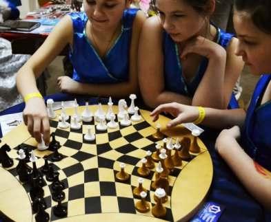 В Харькове состоится детский фестиваль интеллектуальных видов спорта
