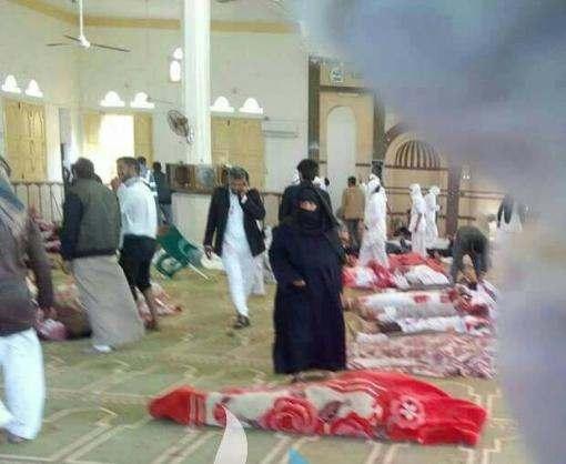 В результате теракта в Египте погибли не менее 235 человек