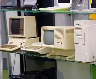 В «ЛандауЦентре» демонстрируют компьютерные раритеты