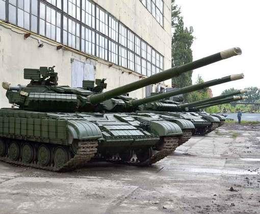 Завод Малышева отремонтировал «раненые» танки