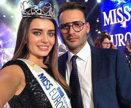 Украинка победила в конкурсе красоты Miss Continental Europe