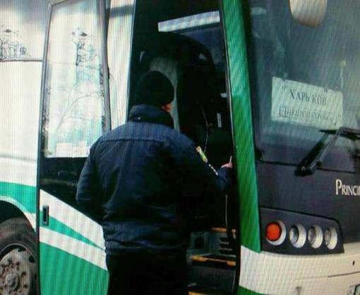 Полиция в Харькове обнаружила десятки неисправных маршруток