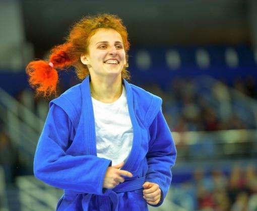 Харьковская чемпионка мечтает, чтобы самбо стало олимпийским видом спорта: видео