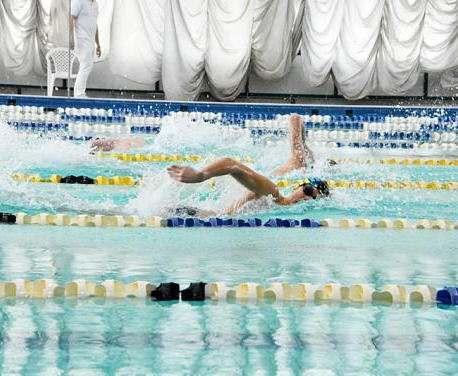 Харьковчане победили на домашнем чемпионате Украины по плаванию