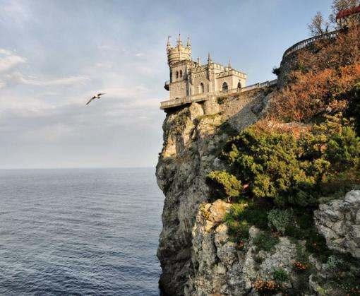 В Крыму туристам придется платить курортный сбор