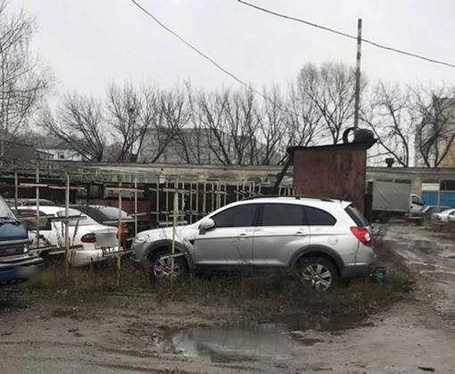 В Харькове найден крупный конфискат